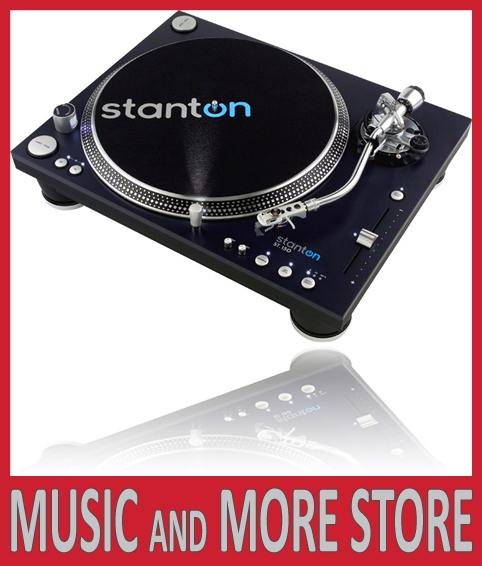 Stanton-ST-150-MK-II-Turntable-NEU